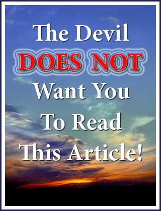 what the Devil does not want you to know