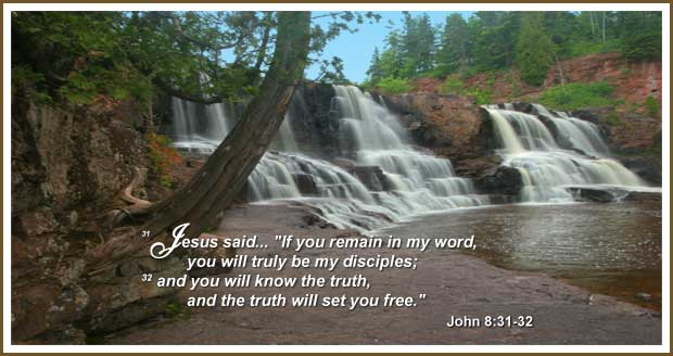You will know the truth! | Word Blessings | Scripture memory