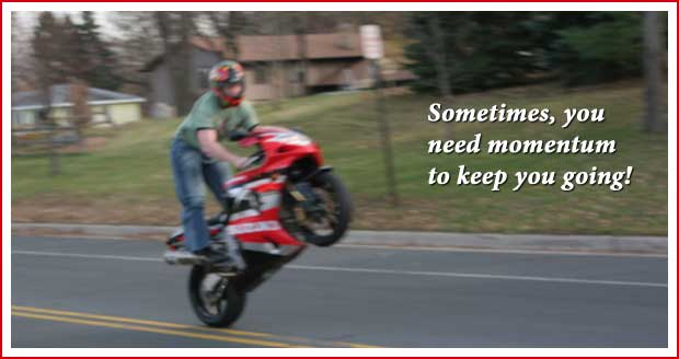 There are times in life when you need momentum to keep going. | Word Blessings | Bible memory