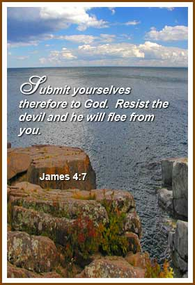 will the devil know my problems? Yes, but so does God! | Word Blessings | free from fear