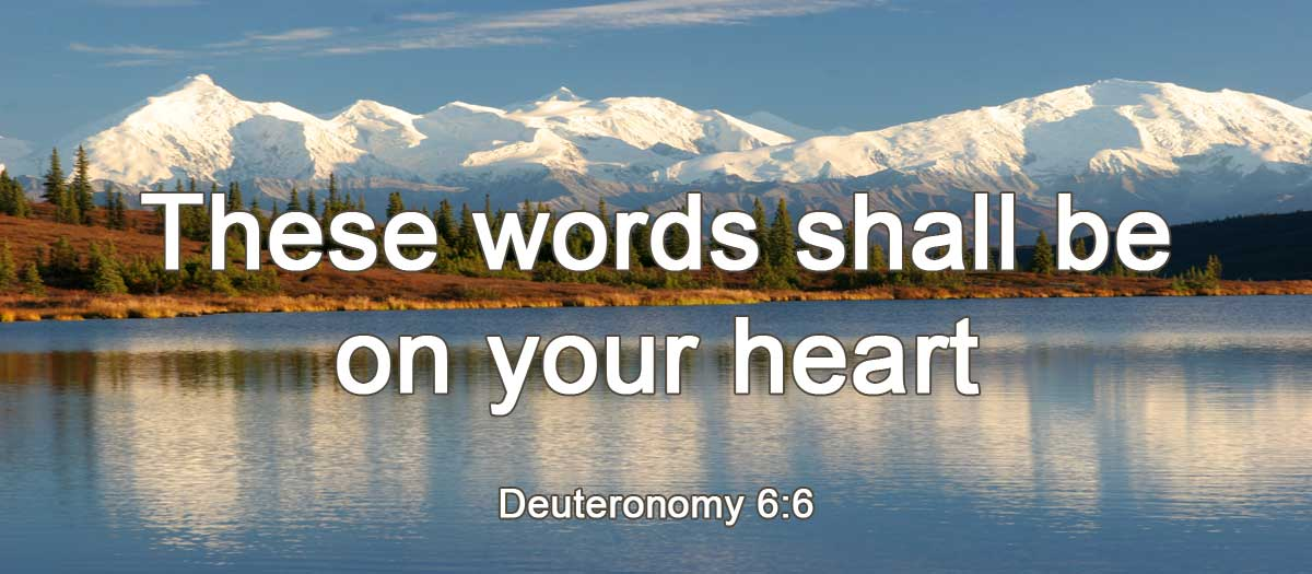 Learn Bible Verses = Thinking God's thoughts  He Loves That!