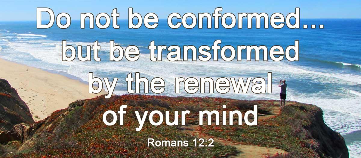 God transformed me