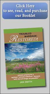 Book: Troubled Marriage: Restored!| Word Blessings